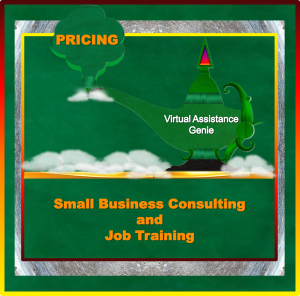 Rates - Small Business Consulting and Job Training Page Image - 2015